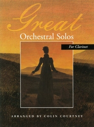 Great Orchestral Solos: Clarinet & Piano (Mayhew)