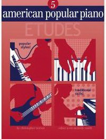 American Popular Piano: 5: Etudes