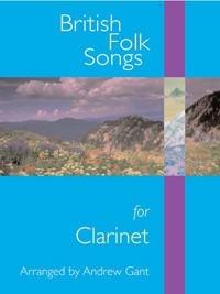 British Folksongs: Clarinet & Piano