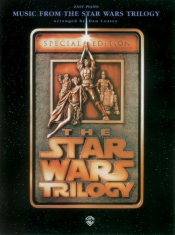 Star Wars Trilogy: Easy Piano: Special Edition