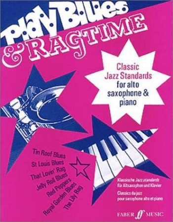 Play Blues and Ragtime