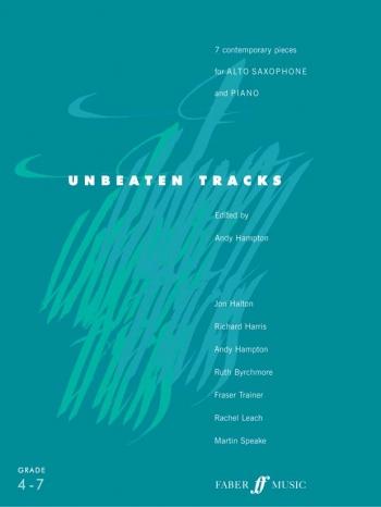 Unbeaten Tracks: Alto Sax & Piano: Gr4-7