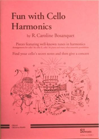 Fun With Cello Harmonics Studies