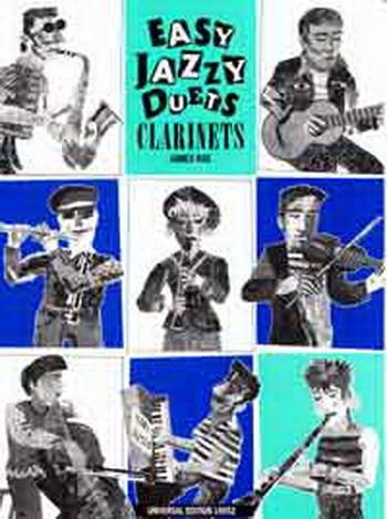 Easy Jazzy Duets: Clarinets (Rae)