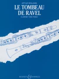 Tombeau De Ravel: Clarinet & Piano (Boosey & Hawkes)