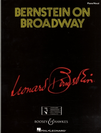 Bernstein On Broadway: Piano Vocal Album