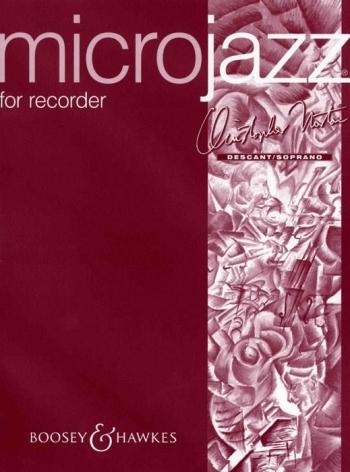 Microjazz For Recorder: Descant Recorder and Piano