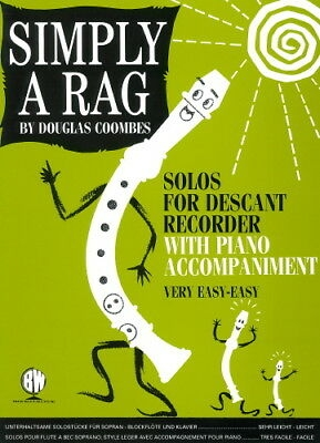 Simply A Rag: Descant Recorder