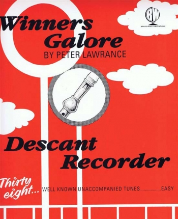 Winners Galore: Descant Recorder