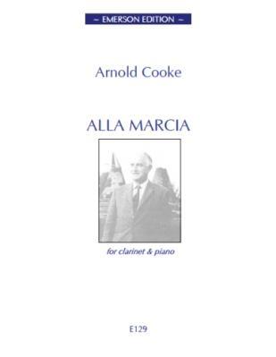 Alla Marcia: Clarinet & Piano (Emerson)