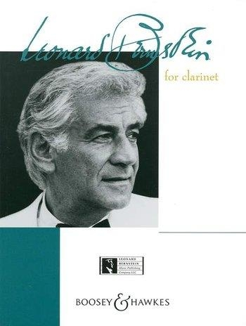 Bernstein For Clarinet & Piano (Boosey & Hawkes)