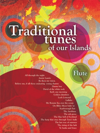 Traditional Tunes Of Our Islands: Flute & Piano