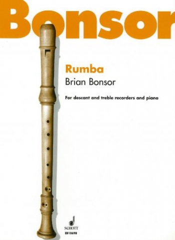 Rumba: Recorder: Descant and Treble and Piano