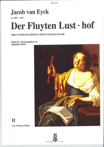 Der Fluyten Lust Hof: Vol 2: Recorder