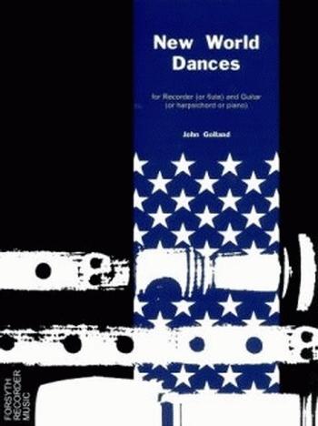 New World Dances: Treble Recorder & Piano (Forsyth)