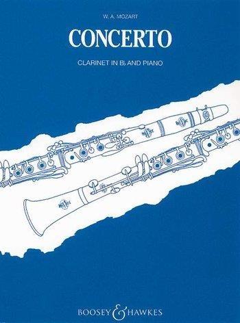 Concerto A Major K622: Bb Clarinet & Piano (Boosey & Hawkes)