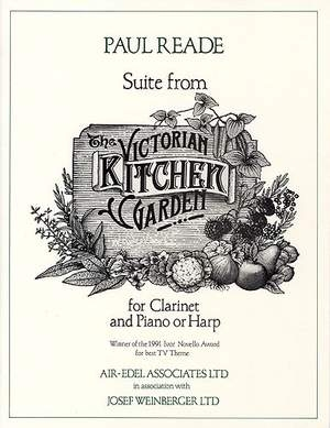 Victorian Kitchen Garden: Clarinet & Piano