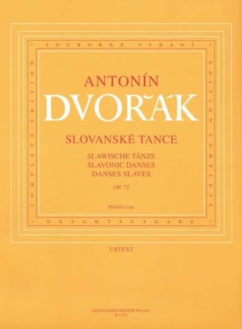 Slavonic Dances Op72