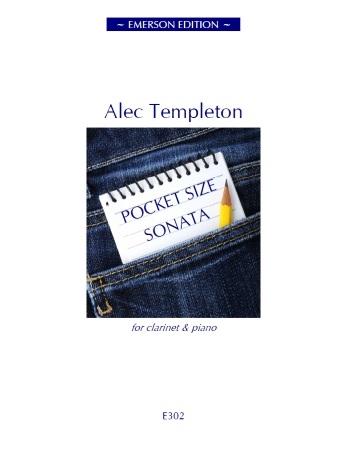 Pocket Sized Sonata: No.1: Clarinet & Piano (Emerson)