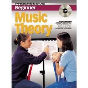 Progressive Beginner Music Theory: Book & CD (Gelling)