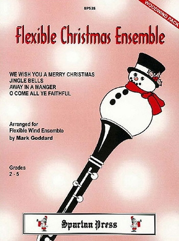 Flexible Christmas Ensemble - Grade 2-5