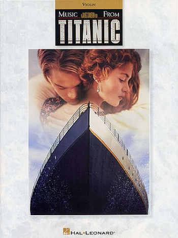 Titanic Selections: Violin Part