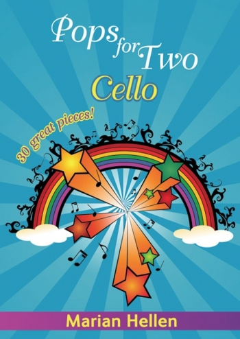 Pops For Two: 30 Great Pieces: Cello Duet(Mayhew)
