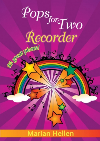 Pops For Two: 30 Great Pieces: Descant Recorder Duet