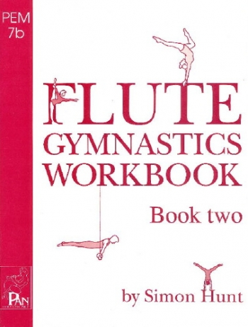 Flute Gymnastics Workbook: Book 2 (Hunt)