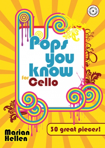 Pops You Know 30 Great Pieces: Cello: Book & Cd(Mayhew)