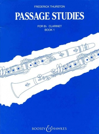 Passage Studies: Book 1: Clarinet