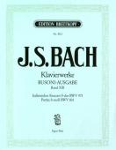 Klavierwerke Vol.6: French Suites BWV 812-817 : Piano  (Breitkopf)