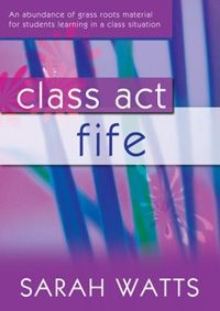 Class Act: Teachers Copy: Fife: Piano Accompaniment