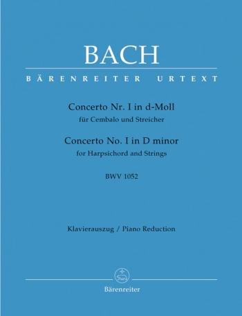 Concerto D Major No.1: Piano  (Barenreiter)