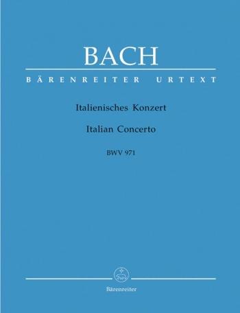 Italian Concerto: Piano  (Barenreiter)