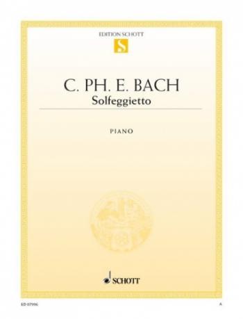 Solfeggietto: Piano (Schott)