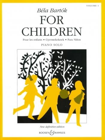 For Children Vol.1 Piano Solo (Boosey & Hawkes)