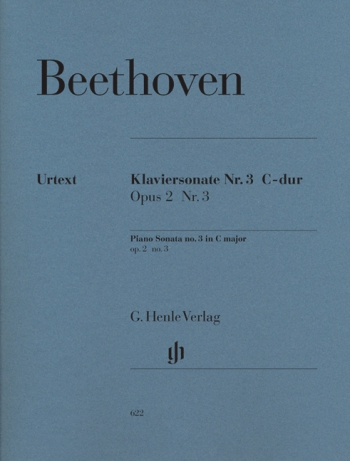 Piano Sonata C Major Op.2/3: Piano (Henle)