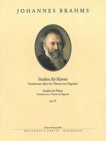 Studies For Piano Op.35: Piano (Breitkopf)