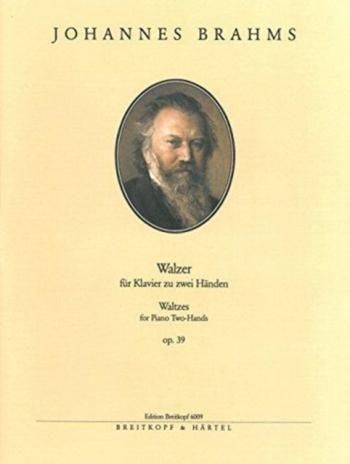 Waltzes Op.39: Piano (Breitkopf)
