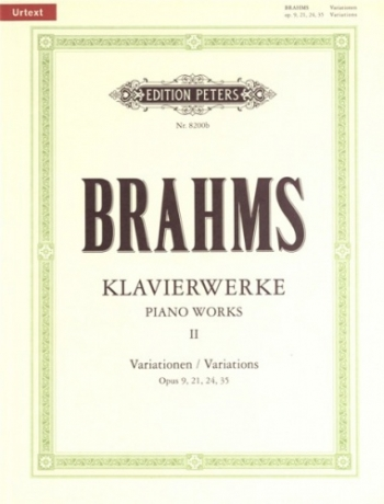 Piano Works (Klavierwerke): Book 2 (Peters)