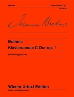 Sonata C Major Op.1 Piano  (Wiener Urtext)