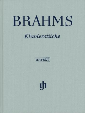 Klavierstucke Piano Hardcover (Henle)