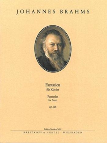 Fantasias Op.116: Piano (Breitkopf)