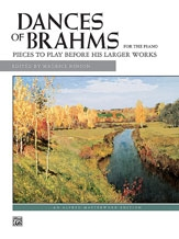 Dances Of Brahms: Piano (Alfred)