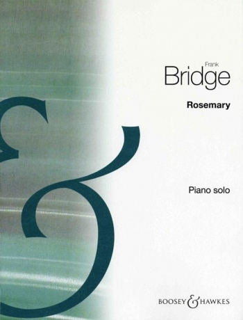 Rosemary: Piano (B&H )
