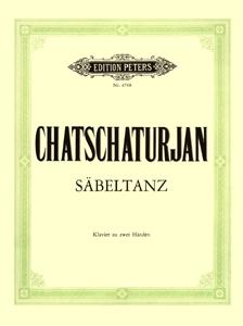 Sabeltanz: Piano  (Peters)