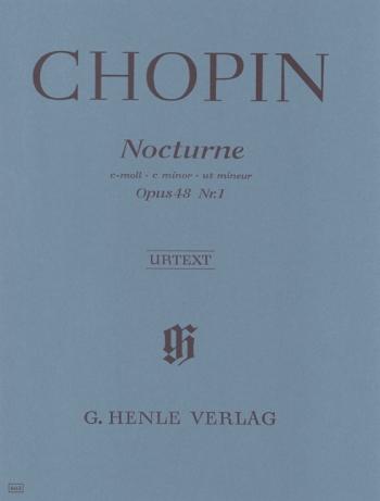 Nocturne Op.48/1 C Minor: Piano (Henle)