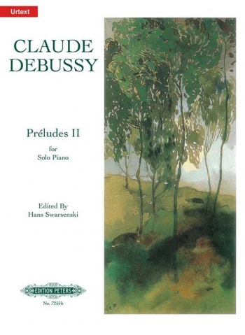 Preludes Vol.2: Piano (Peters)