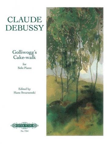 Golliwogs Cakewalk: Piano (Peters)